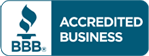 Midwest Roofing BBB® Accredited Business Seal